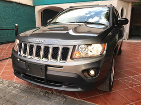 Jeep Compass Limited 4x4 Cvt 2012