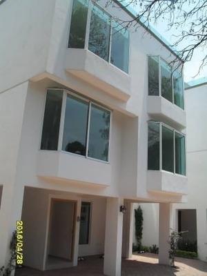Excelente Casa Nueva En Condominio Con Roof Garden