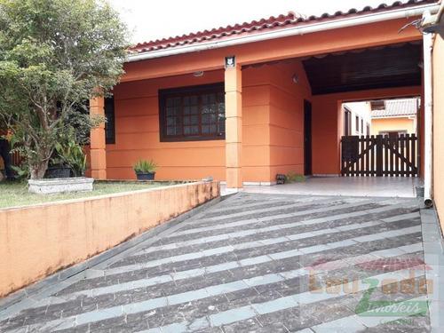 Imagem 1 de 15 de Casa Para Venda Em Peruíbe, Jardim Beira Mar, 3 Dormitórios, 1 Suíte, 2 Banheiros, 2 Vagas - 2484_2-909229