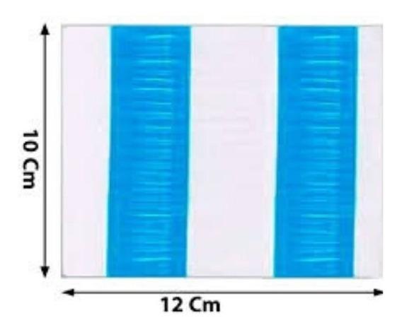 10x12 Envelope Saco Awb Nte Canguru 10 X 12 -3000 Unidades