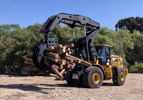 Timberlift Tl966 Manipulador Sobre Rodas