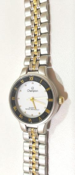 Relógio Feminino Champion Ch27158 Original Modelo Antigo