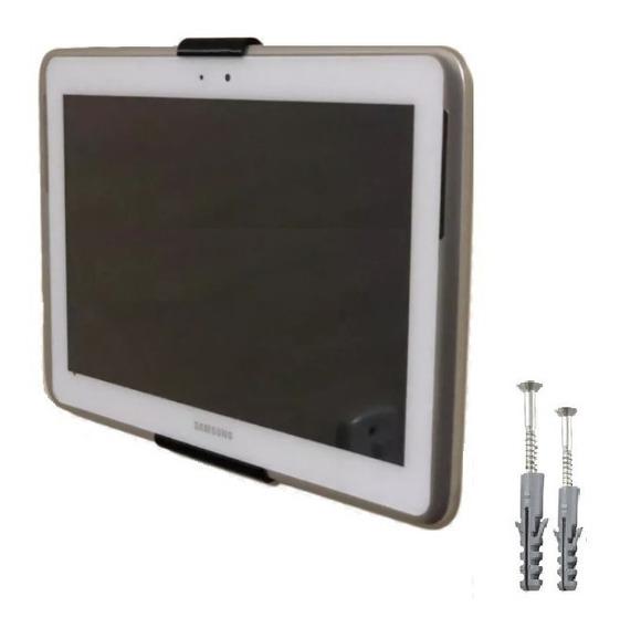 Suporte De Parede iPad E Tablet Apple Samsung Outros (4 Cjs)