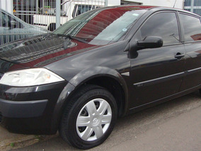 Renault Mégane 1.6 Expression 16v Flex 4p Manual