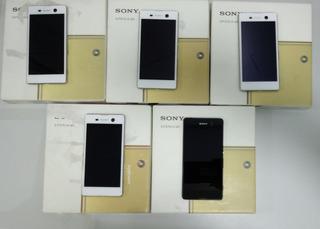 Lote 05 Sony M5 E5653 Não Liga