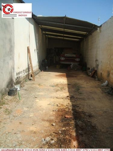 Imagem 1 de 19 de Casas Comerciais À Venda  Em Jundiaí/sp - Compre O Seu Casas Comerciais Aqui! - 1198006