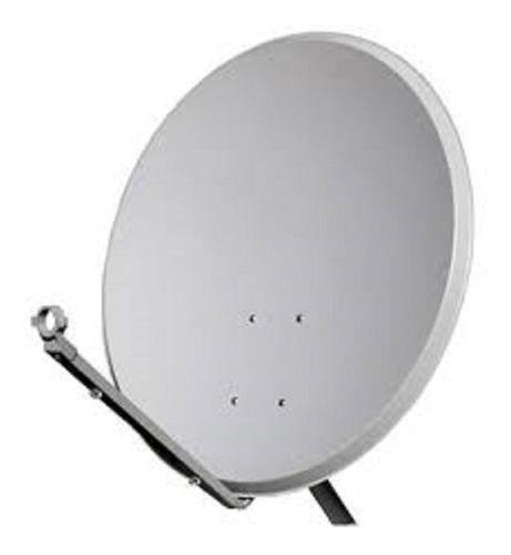 Antena Chapa Parabolica 60cm Ku Universal