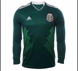 Jersey Selección Mexicana Mundial 2018