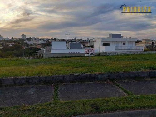 Imagem 1 de 7 de Terreno À Venda, 383 M² Por R$ 370.000,00 - Condomínio Residencial Castanheira - Sorocaba/sp - Te0201