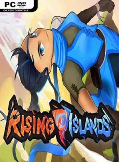 Rising Islands Pc - Steam Key (envio Rápido)