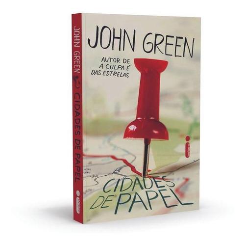 Imagem 1 de 1 de Livro Cidades De Papel John Green Intrínseca
