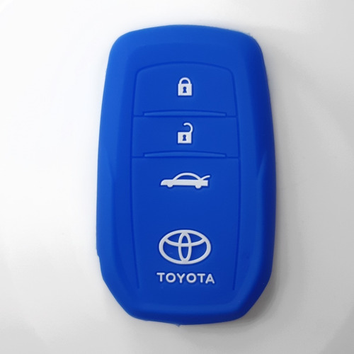 Forro Protector Llave Toyota Fortuner Modelo 2017 Y 2018