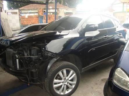(7) Sucata Hyundai  Ix35  2012  2.0 (retirada De Peças)