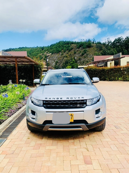 Range Rover Evoque Si4 Como Nueva