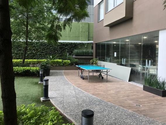 Hermoso Departamento En Centro De Nuevo Polanco