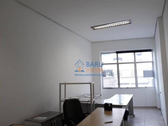 Conjunto Para Alugar, 40 M² Por R$ 1.200,00/mês - Vila Buarque - São Paulo/sp - Cj9167
