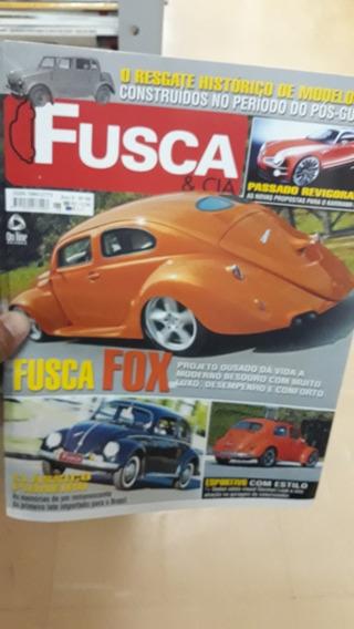 Revista Fusca E Cia N°98 Frete 8.00 Reais