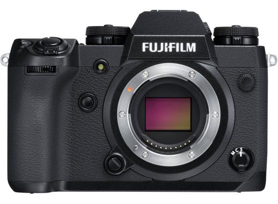 Câmera Fujifilm X-h1 + Acessórios, Impecável, 5000 Clicks.