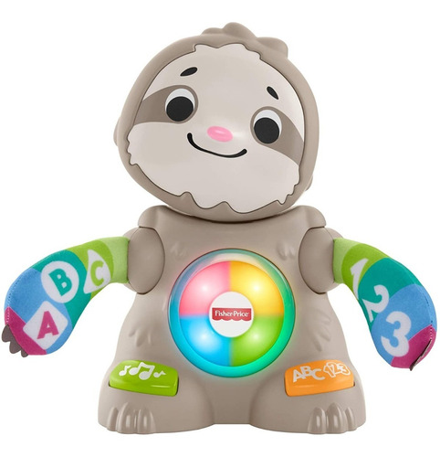 Fisher-price Linkimals Smooth Moves Sloth - Interactive Educ