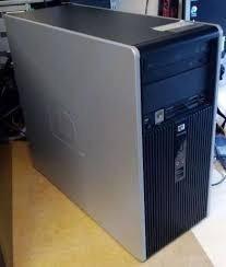 Cpu Hp Dc5750 Amd Opteron Dualcore 4gb Ddr2 250gb Hd Remate1