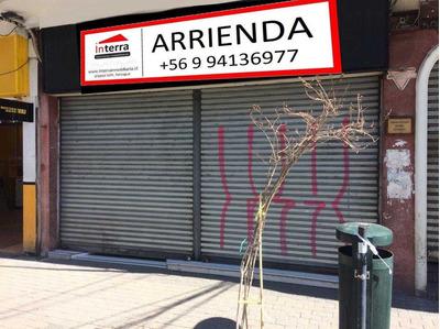 Excelente Local Comercial Ubicado En Pleno Centro De La