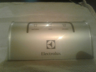 Painel De Purificador Pe10b Electrolux Com Placa Interface