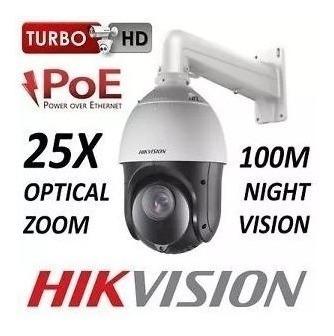 Domo Ptz Ip Full Hd 1080p Hikvision 2mp 4225 Iw-de C/soporte