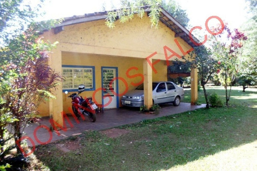Venda - Chácara - Chácaras De Recreio Represa  - Nova Odessa - Sp - D5131