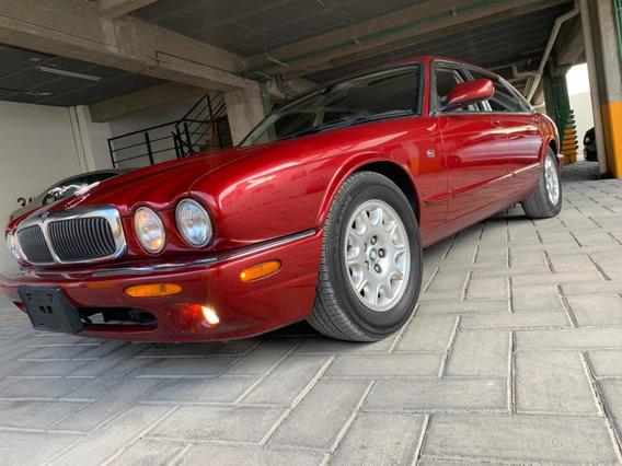 Jaguar Xj 4.0 Xjr V8 Sc At 2000