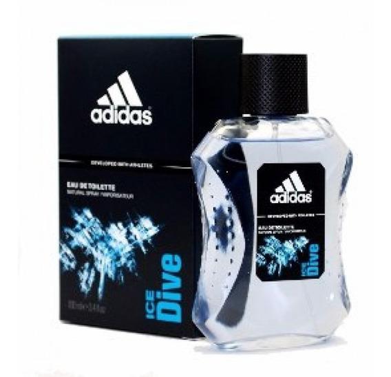 Promoção Perfume adidas Ice Dive 100ml Original
