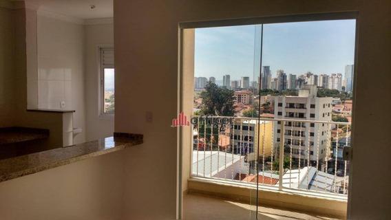 Apartamento Com 2 Dormitórios À Venda, 54 M² Por R$ 260.000 - Jardim Das Indústrias - São José Dos Campos/sp - Ap0753