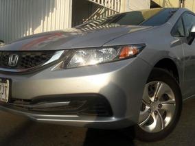 Honda Civic 1.8 Lx Sedan 5vel Mt