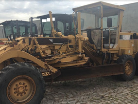 Motoniveladoras Caterpillar 120h 2004