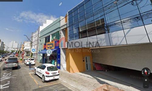 Sala Comercial Para Locação - Fundos - Nova - 4095