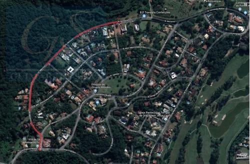Terreno Para Venda, 0.0 M2, Vila De São Fernando - Cotia - 3510