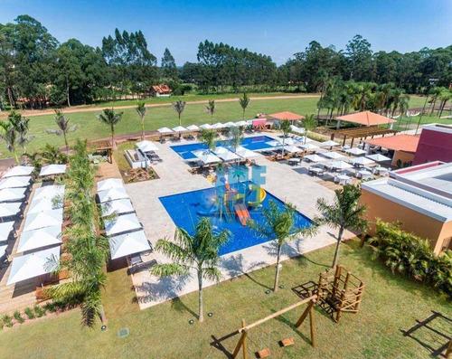 Imagem 1 de 11 de Terreno À Venda, 1187 M² Por R$ 105.000 - Santa Bárbara Resort Residence - Águas De Santa Bárbara/sp - Te0721. - Te0721