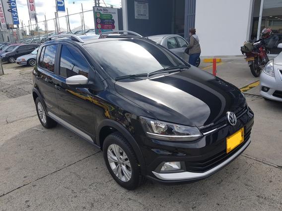 Volkswagen Crossfox Full Equipo 2018