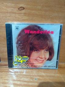 Wanderlea E Tempo Do Amor[cd Original Lacrado De Fabrica]