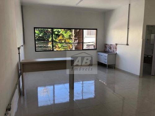 Sala Para Alugar, 45 M² Por R$ 1.150,00/mês - Ipiranga - São Paulo/sp - Sa0092
