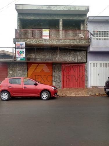 Salão Comercial, Ipiranga, Ribeirão Preto - 226-v
