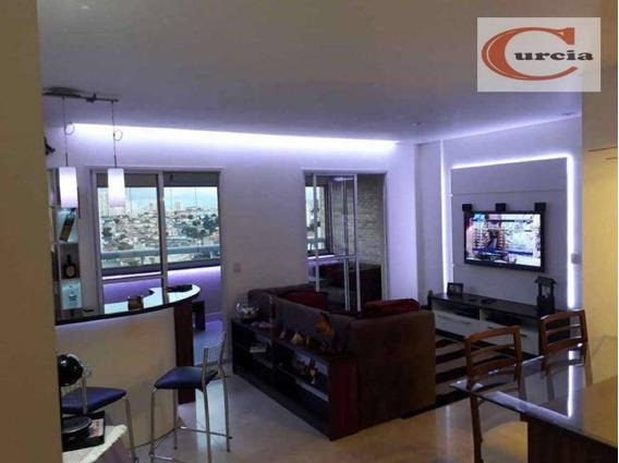 Apartamento Com 4 Dormitórios À Venda, 115 M² Por R$ 1.272.000 - Ipiranga - São Paulo/sp - Ap5230