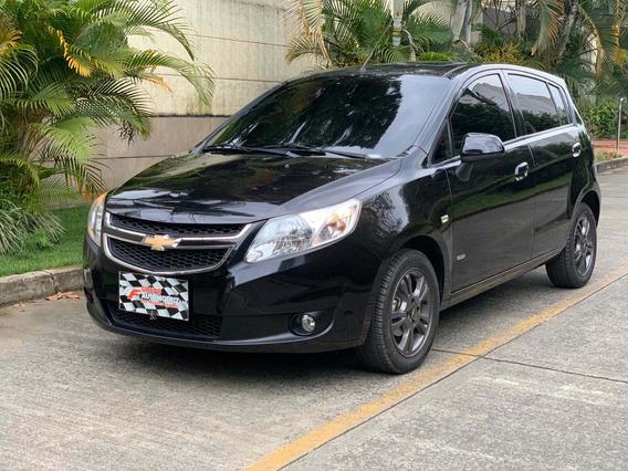 Chevrolet Sail Sport Ltz 2018 Mec