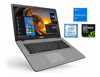 Asus Vivobook Pro 17,3 I7-8565u 32gb 512gb Ssd Gtx 1050