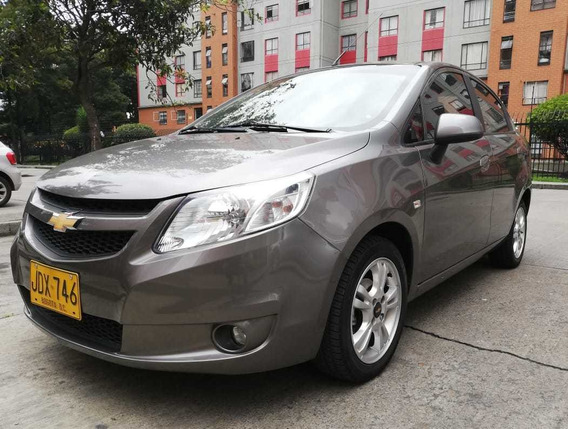 Chevrolet Sail Ltz Mt 1400 Cc