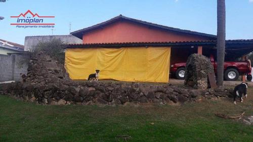 Imagem 1 de 30 de Chácara Com 3 Dormitórios À Venda, 952 M² Por R$ 760.000,00 - Jardim Dos Pinheiros - Atibaia/sp - Ch0218