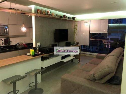 Apartamento À Venda, 60 M² Por R$ 610.000,00 - Ipiranga - São Paulo/sp - Ap4973