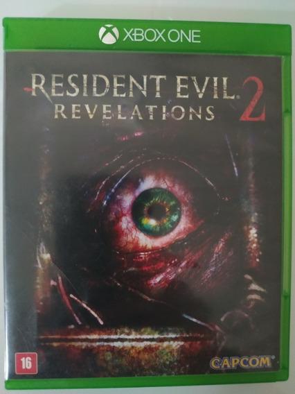 Resident Evil Revelations 2 Xbox One Física Em Português