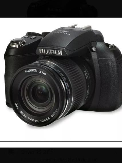 Câmera Fujifilm Finepix Hs10