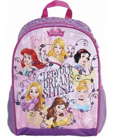 Mochila Princesas Disney - 37216