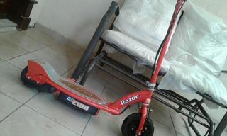 Scooter Razor E100 Patineta Eléctrica
